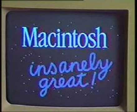 Steve Jobs showcases Macintosh 24-JAN-1984