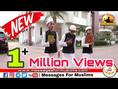 Agar Ye Masajid Madaris Na Hote | Beautiful Nazam thumbnail