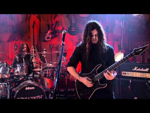 Megadeth symphony Of Destruction Guitar Center Sessions On Directv video