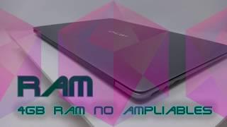 Prueba del portátil chino Chuwi LapBook SE