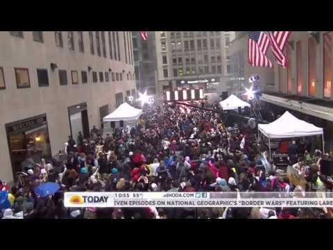 One Direction - Kiss You - Live on The Today Show