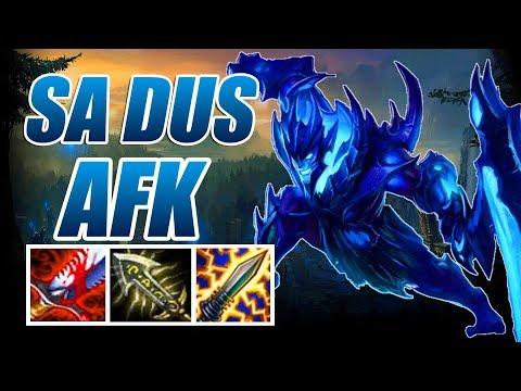 LIVESTREAM?! I-AM DAT DE S-A DUS AFK!? DRAVEN League of Legends Romania