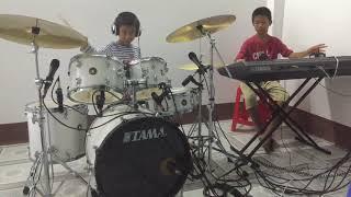 Tình Cha [Hòa Tấu + KARAOKE BEAT] - Nhạc sống Phong Bảo