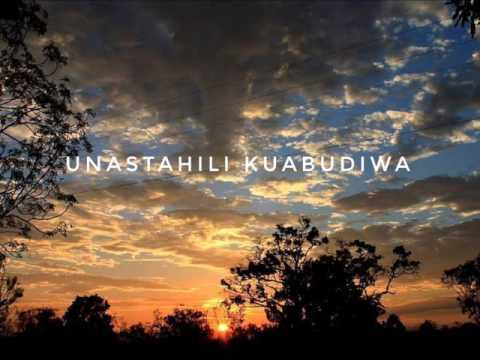 Unastahili Kuabudiwa - Bildady
