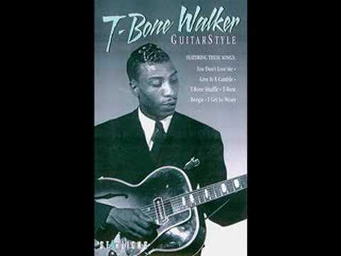 Roots of Blues -- T-Bone Walker T-Bone Blues&quot;