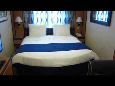 Royal Caribbean JEWEL OF THE SEAS ROOM TOUR