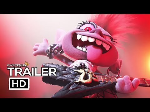 Trolls 2: World Tour Official Trailer (2020) Anna Kendrick - Justin Timberlake Movie Hd