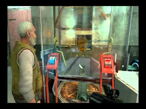 The Half Life Parody 2