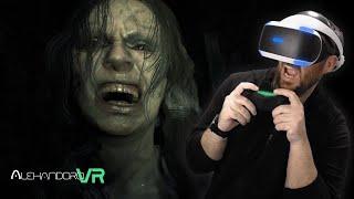 RESIDENT EVIL 7 VR #1 - Este juego es BRUTAL *sin censura