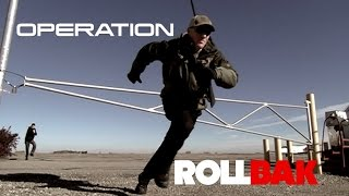 BAK Revolver X2 Tonneau Cover - Mission Operation RollBAK