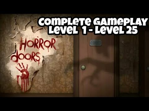 100 Doors Horror Level 1 2 3 4 5 6 7 8 9 10 Walkthrough