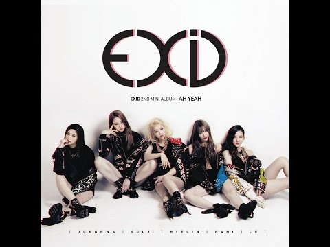 EXID (이엑스아이디) Song Compilation 2012-2015