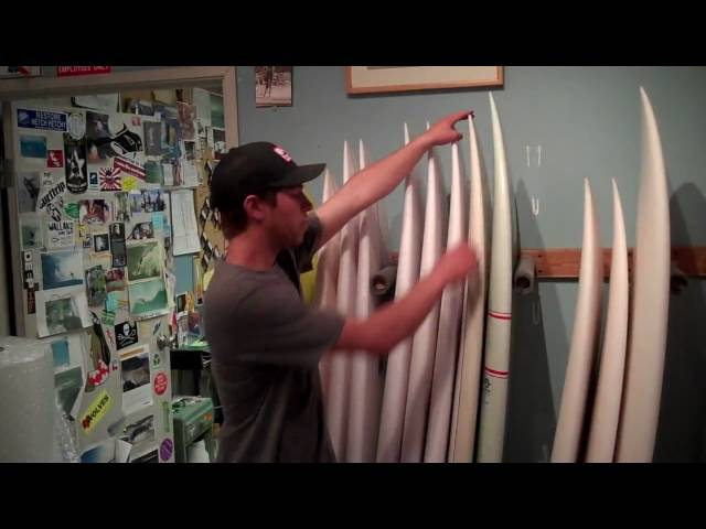 FCD Fish Surfboard