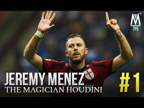 Jeremy Menez - The Magician Houdini | Tricks, Skills & Goals 2014/15