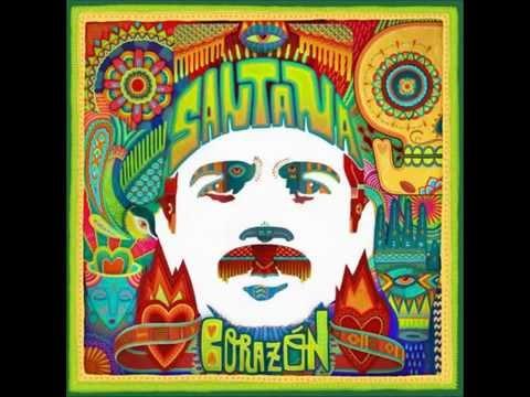 Santana Coraz�n  2014
