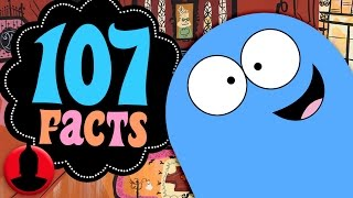 107 Facts About Foster's Home For Imaginary Friends (ToonedUp #76) - @ChannelFred
