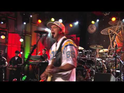 Slightly Stoopid Performs
