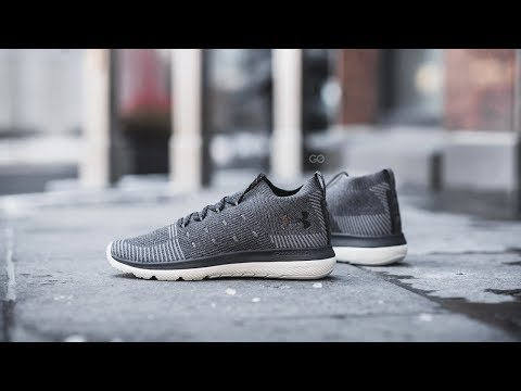 Review & On-Feet: Under Armour Slingflex Rise Anthracite