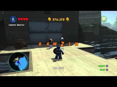 Lego Marvel Super Heroes Codes & Cheats List: (PS3, Xbox 360, Wii U