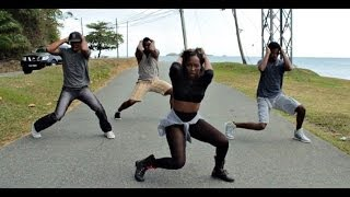 Machel Montano & Major Lazer - Iam The Title | Choreography