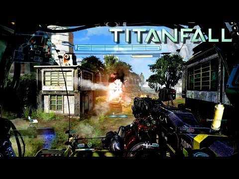 TITANFALL: TRY-HARD!!! - TITAN WAR - Titanfall Multiplayer Gameplay 1080P HD Xbox One