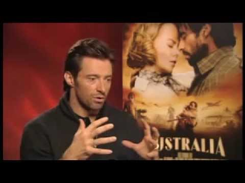 Australia - Hugh Jackman Interview