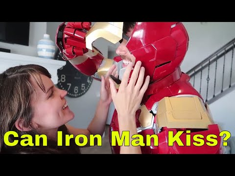 How Practical is a Real $3.000 Iron Man Suit?