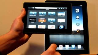 PlayBook vs iPad 2 - Quick Comparison