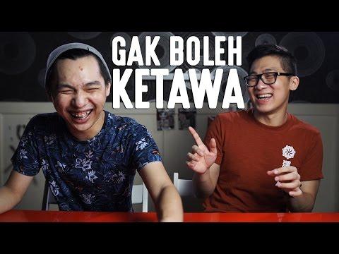 Jangan Ketawa Challenge Ft. Reza Sadha