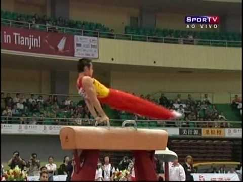 2008 Tianjin World Cup - Xiao Qin PH (Gold - 16.375)