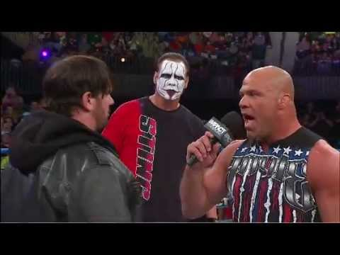 Will AJ Styles join Sting and Kurt Angle (May 9 IMPACT)