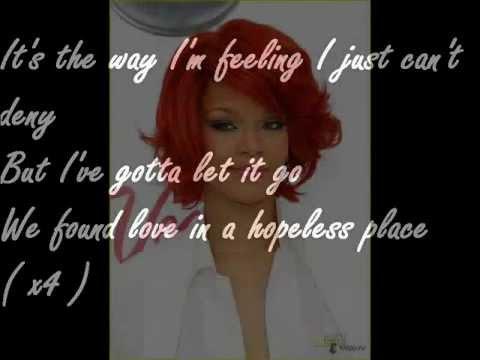 Rihanna - We Found Love ft. Calvin Harris (Audio + Lyrics + Download)