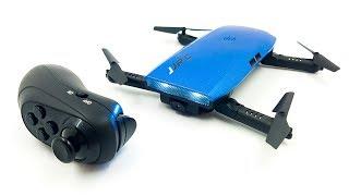 JJRC ELFIE+ mini dron - Čínský unboxing