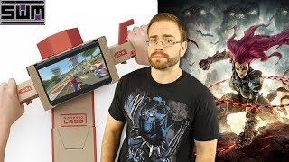 Nintendo Switch VR With Labo? Ark Disaster, THQ Nordic And Your Comments | Saturday Show