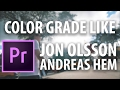Color Grading Tutorial Jon Olsson Andreas Hem WITH LUTS mp3