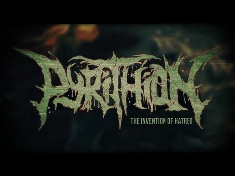 "Pyrithion ""The Invention of Hatred"" (LYRIC VIDEO)"