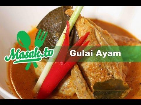 Gulai Ayam | Resep #031