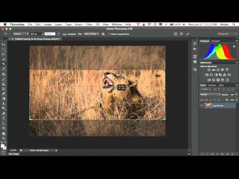 how to make a photo clearer in photoshop cs6
