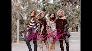 슬기(SEULGI)X신비(여자친구)X청하X소연 'Wow Thing'- Short Dance Cover by CHIC-N-LTTL
