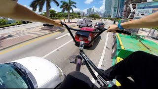 GoPro BMX Bike Riding in MIAMI