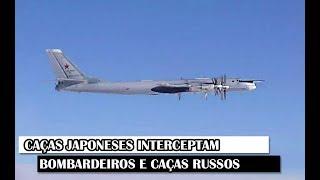 Militar News #42 – Caças Japoneses Interceptam Bombardeiros e Caças Russos