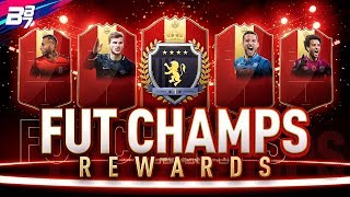 ELITE FUT CHAMPIONS REWARDS! INSANE RED IF PLAYER PICK PACKS! | FIFA 19 ULTIMATE TEAM