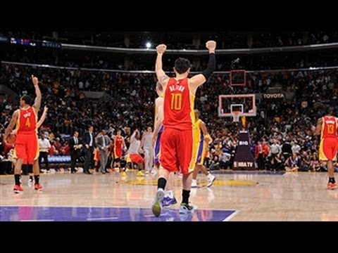 Parson's AMAZING game-tying 3-pointer!