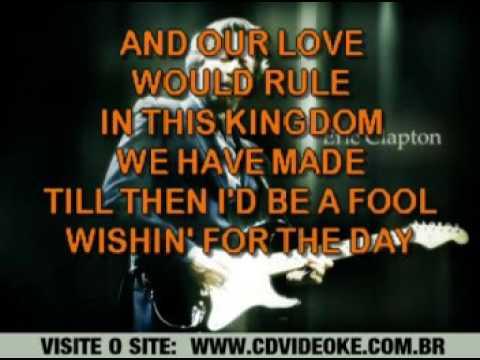 Eric Clapton   Change The World