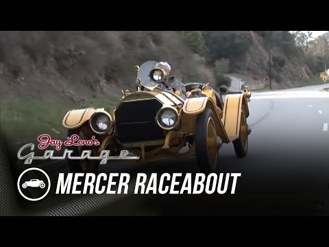1913 Mercer Raceabout - Jay Leno's Garage