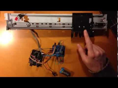 Hacking the linear actuator - Instructablescom