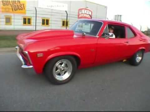Chevy Nova 69 BIG BLOCK