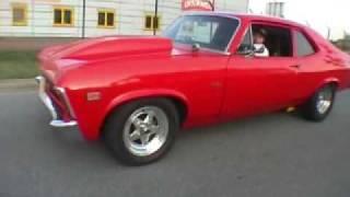 Chevy Nova 69 BIG BLOCK