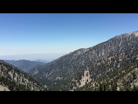 """Top of the Notch"" Restaurant, Mt. Baldy, CA"