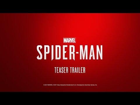 Marvel's Spider-Man (PS4) 2017 PGW Teaser Trailer
